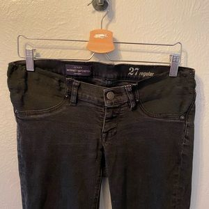 J.Crew Maternity Jeans
